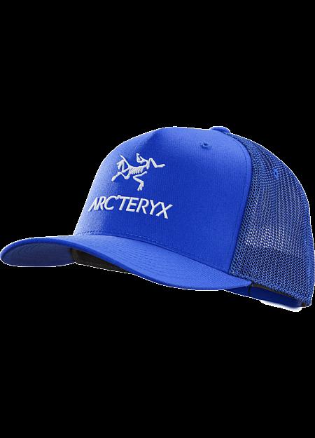 Logo Trucker Hat  Somerset Blue