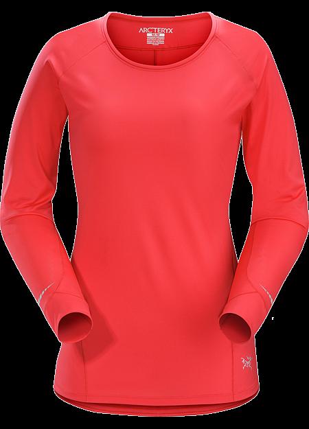 Motus Crew Neck Shirt LS Women's Rad