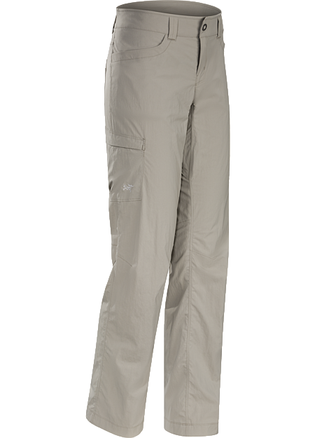Versatile, lightweight casual hiking pant made from highly durable TerraTex™ fabric.