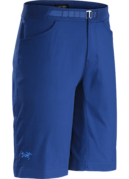 Lightweight, durable climbing short with casual crossover appeal