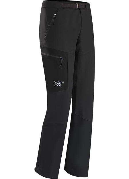 The most versatile Arc'teryx softshell pant for climbers and alpinists.