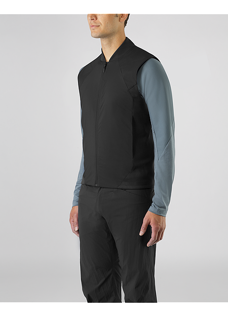 Lightweight Lightly Insulated Vest Using Composite Construction