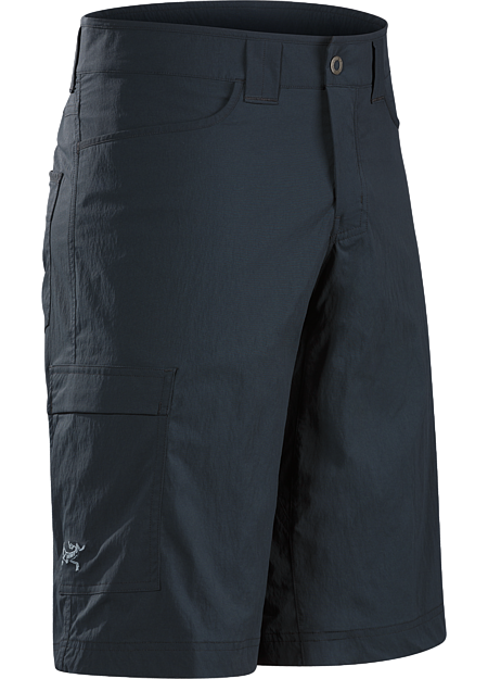 Lightweight, air permeable TerraTex™ nylon hiking and trekking short designed for maximum mobility.