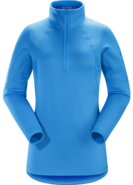 Rho AR Zip Neck Women's Baja