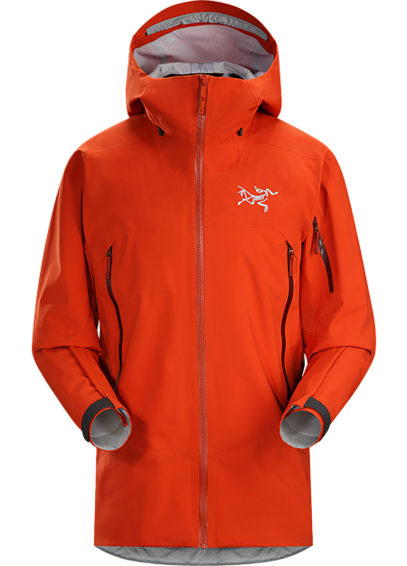 Big mountain, versatile GORE-TEX® skiing and snowboarding jacket with performance features, built in freedom of movement, and a flannel backer for light insulation.