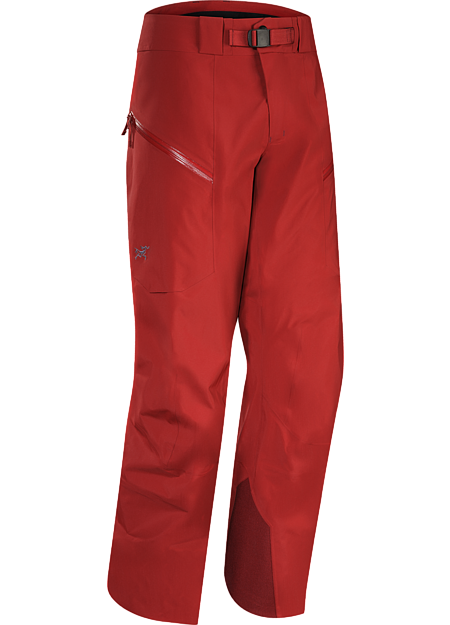 Durable GORE-TEX® Pro pant intended for backcountry touring and deep powder days