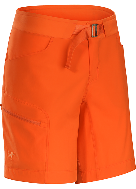 Lightweight, versatile quick drying warm weather hiking short with excellent stretch and air permeability.