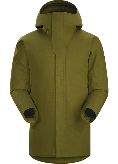 Therme Parka Men's Dark Moss