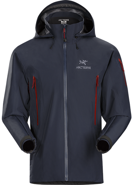 Lightweight and versatile GORE-TEX® Pro jacket, features a tall collar with a DropHood™. Theta Series: All-round mountain apparel with increased coverage | AR: All-Round.