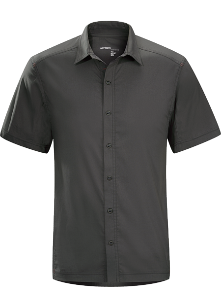Transept Shirt SS Men's Graphite