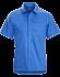 A2B Shirt SS Men's Deja Blue