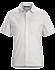 A2B Shirt SS Men's Delos Grey
