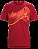Afterglo Heavyweight T-Shirt Men's Volcano