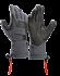 Alpha FL Glove  Graphite/Cardinal