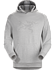 Archaeopteryx Pullover Hoody Men's Light Grey Heather