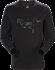 Archaeopteryx T-Shirt LS Men's Black
