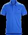 Captive Polo Shirt SS Men's Deja Blue