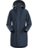 Codetta Coat Women's Black Sapphire
