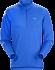 Cormac Zip Neck Shirt LS Men's Rigel
