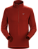 Delta LT Zip Neck Men's Sangria