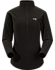 Delta LT Zip Neck Women's Black