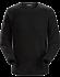 Donavan Crew Neck Sweater Men's Black