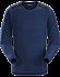 Donavan Crew Neck Sweater Men's Nighthawk Heather