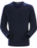 Donavan V-Neck Sweater Men's Kingfisher