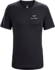 T-shirt Emblem Men's Black