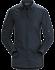 Fernie Shirt LS Women's Black Sapphire