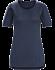 Lana Shirt SS Women's Black Sapphire