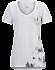 Morning V-Neck T-Shirt Women's White