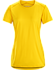 Phase SL Crew SS Women's Golden Poppy