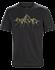 Shards Heavyweight T-Shirt Men's Black