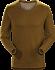 T-shirt Col en V Sirrus ML Men's Centaur Heather