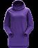 Vertices Hoody Women's Dahlia