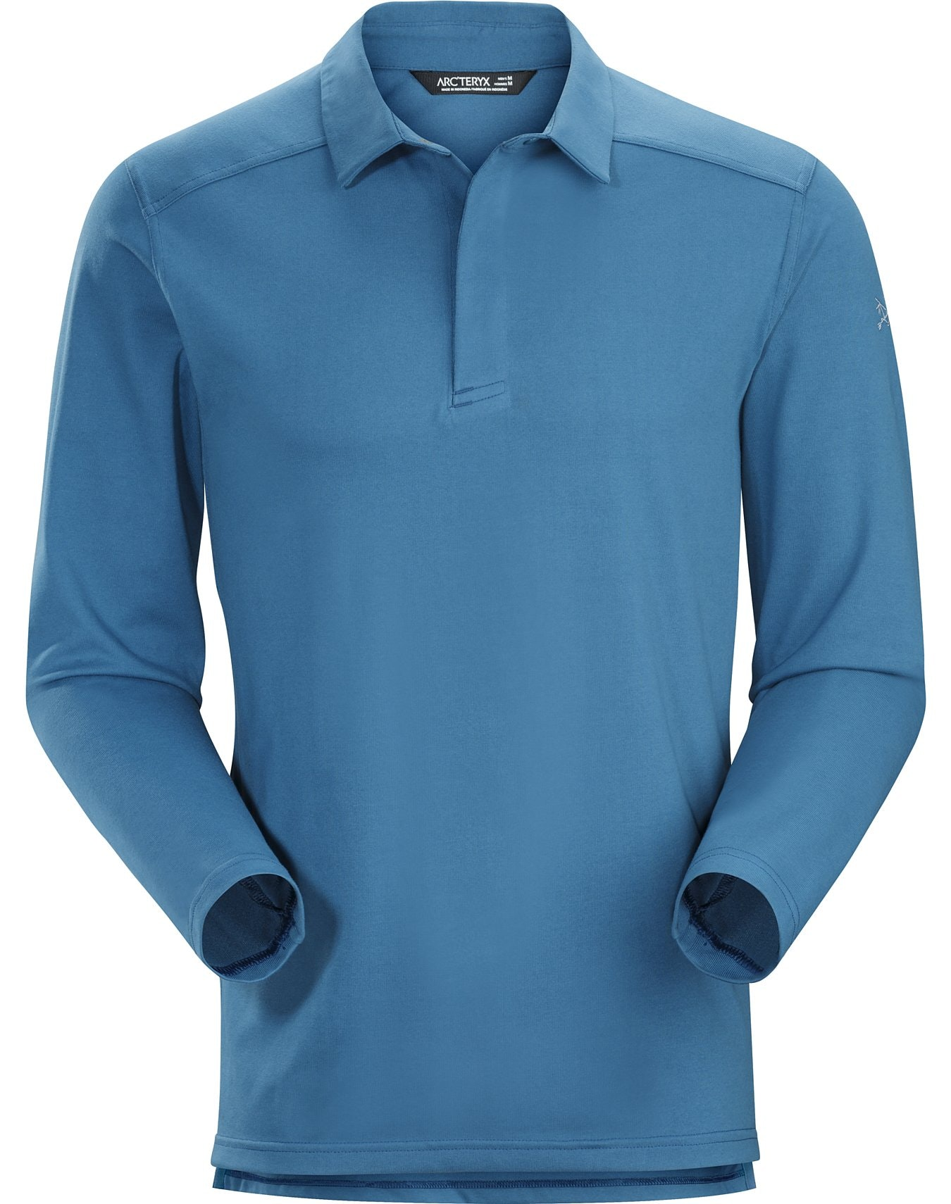 Captive Polo Shirt Ls Mens Arcteryx