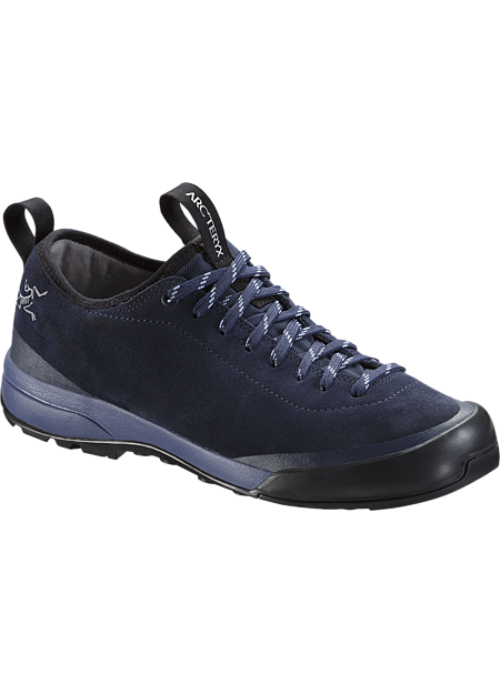 Acrux SL Leather Approach Shoe Women's Black Sapphire/Ion