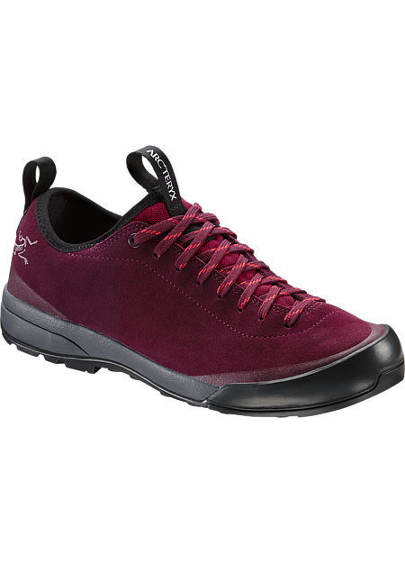 Acrux SL Leather GTX Approach Shoe Women's Merbau/Aurora
