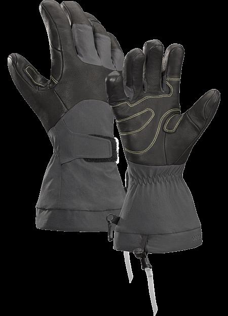 Alpha AR Glove  Graphite