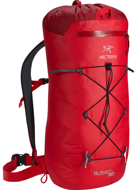 Alpha FL 30 Backpack  Cardinal