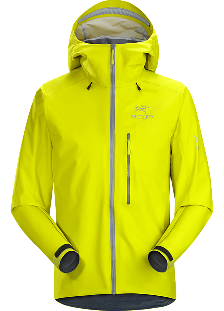 Alpha FL Jacket Men's Lichen