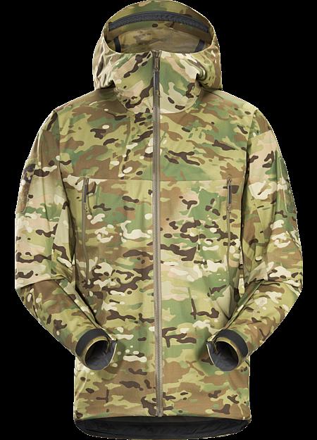 alpha jacket lt gen 2 multicam mens arc teryx