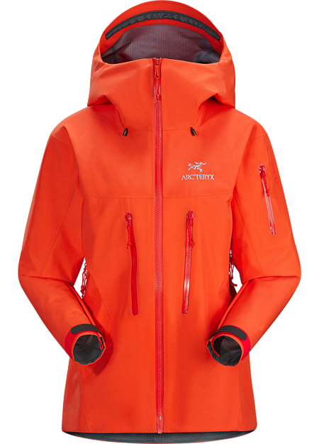 Alpha SV Jacket Women's Aurora