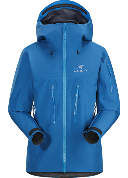 Alpha SV Jacket Women's Macaw