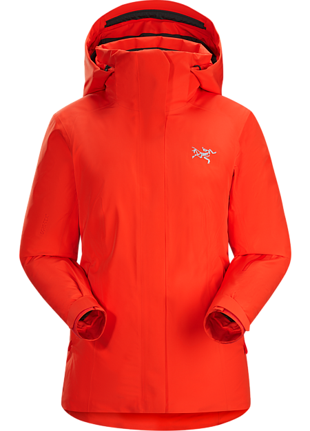 Andessa Jacket Women's Hard Coral