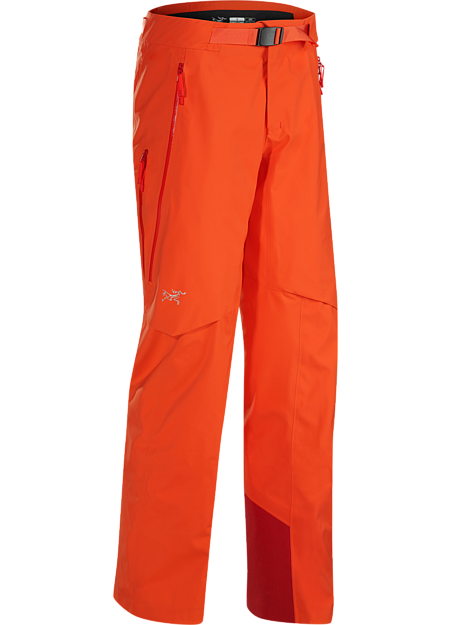 Women's trim-fitting, versatile on-area GORE-TEX ski and snowboard pant.