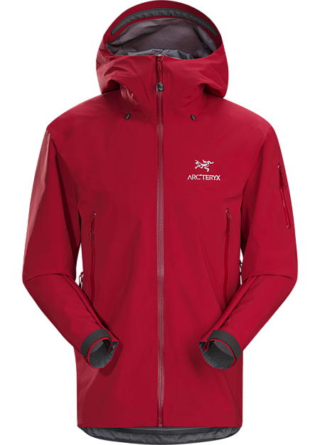 Durable, highly versatile GORE-TEX Pro jacket for severe alpine conditions. Beta Series: All round mountain apparel | SV: Severe Weather.