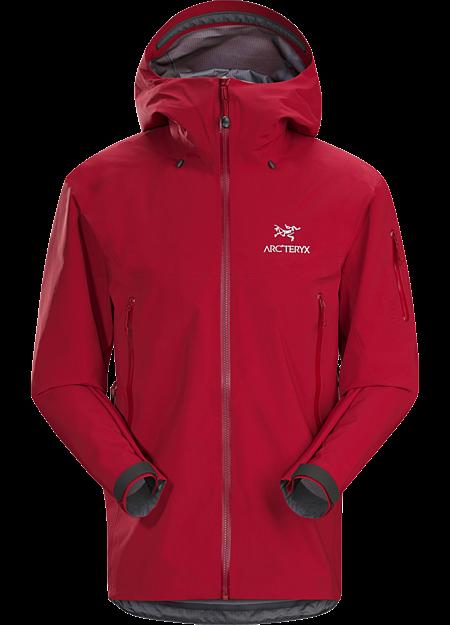 Beta SV Jacket Men's Red Beach
