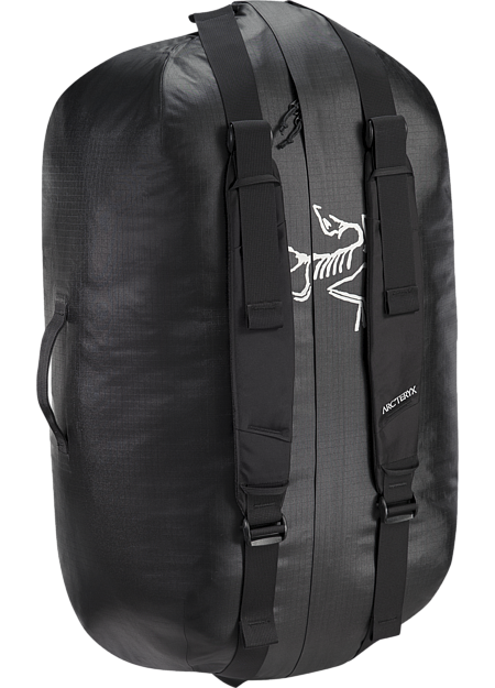 Carrier Duffle 80  Black